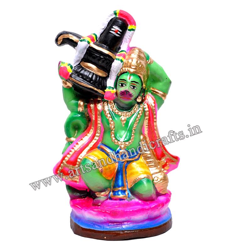 Bhagubali Hanuman